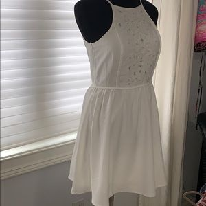 Kendall & Kylie Pacsun White Dress in Medium